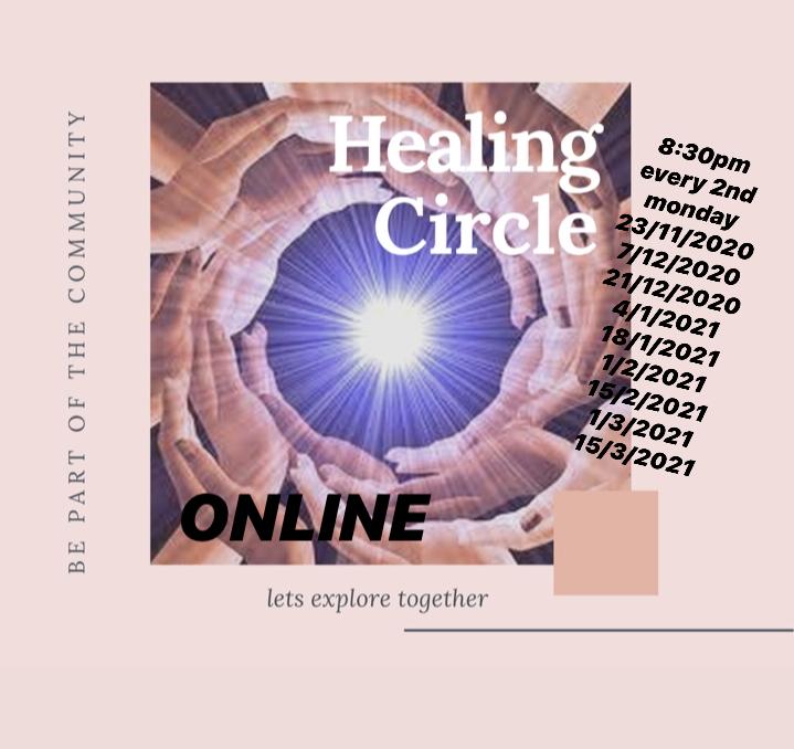 healing circle amsterdam